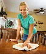 Уборка дома – полезные советы.