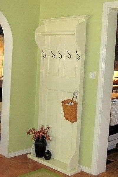 Вторая жизнь старых дверей